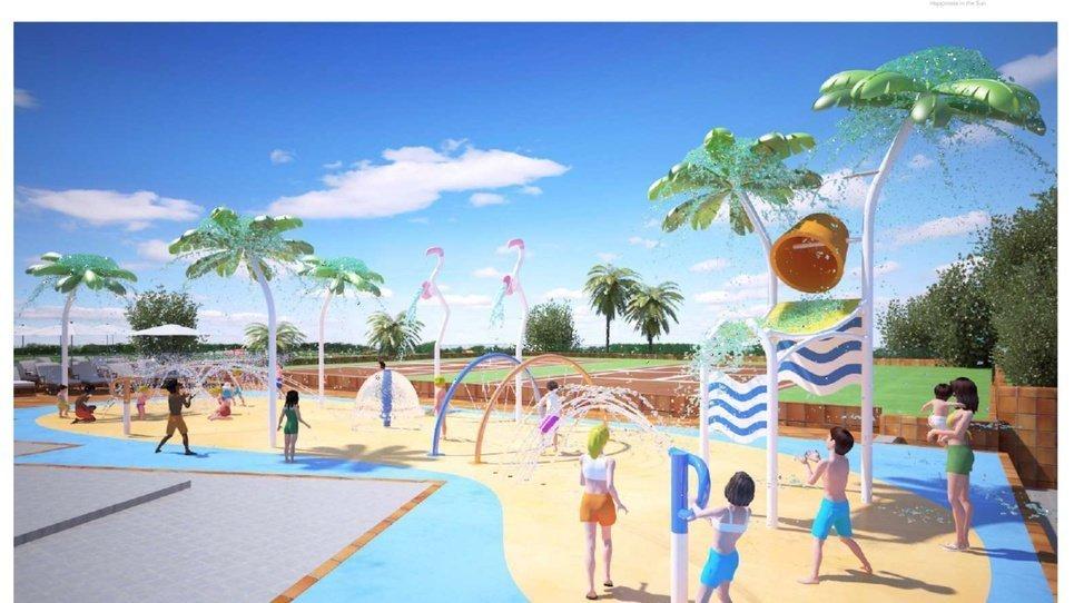 Splash Park Hotel Coral Los Alisios