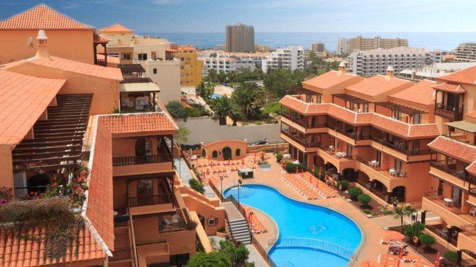 OUTDOOR SWIMMING POOL Coral Los Alisios Hotel