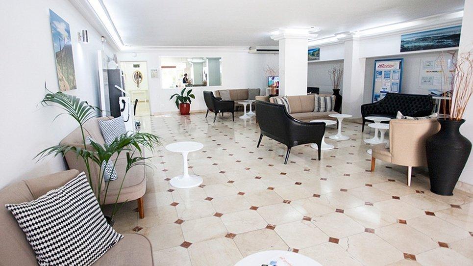 24/7 RECEPTION Coral Los Alisios Hotel