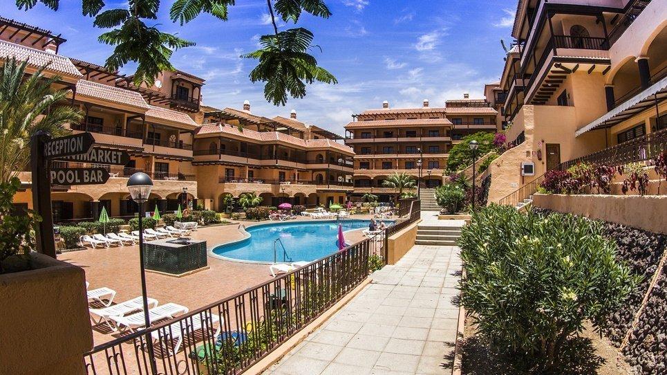 OUTDOOR SWIMMING POOL Hotel Coral Los Alisios