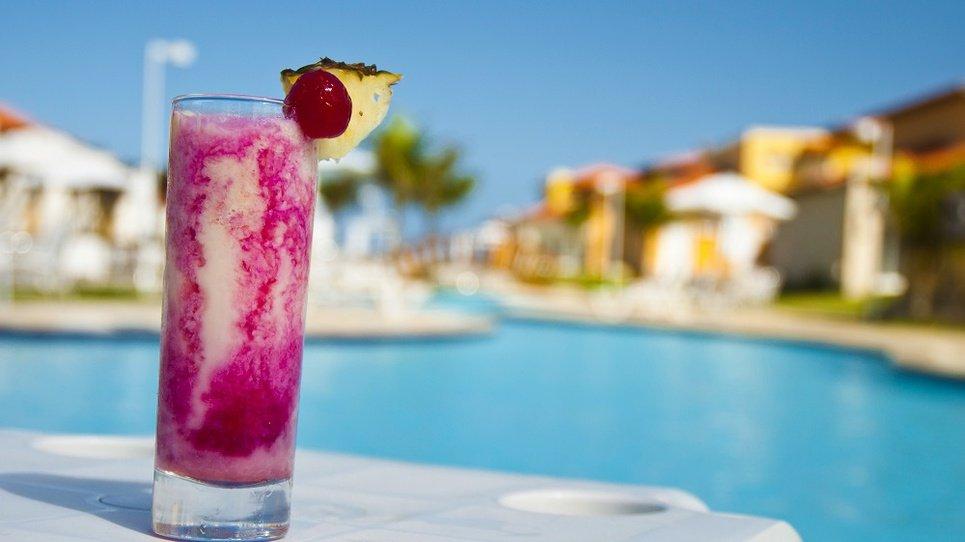 POOL BAR Hotel Coral Los Alisios