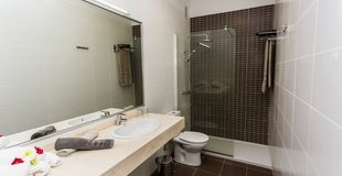 Coral Classic Suite apartment of 1 room with sea-pool view high Coral Los Alisios Hotel
