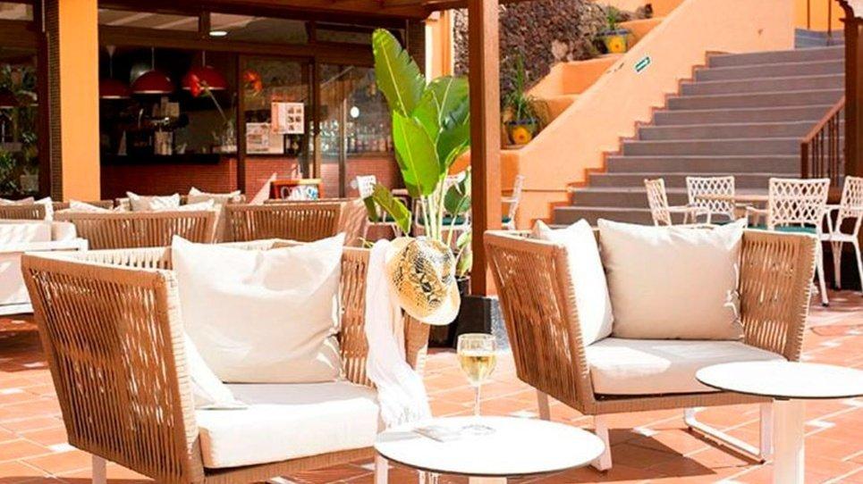 POOL BAR Coral Los Alisios Hotel