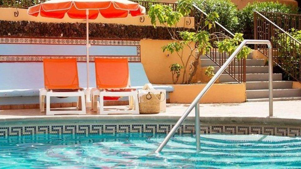 NEW SOLARIUM TERRACE Coral Los Alisios Hotel