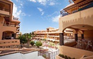 Outdoors Coral Los Alisios Hotel