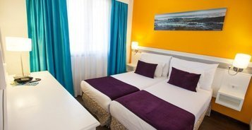 Coral Classic Suite of 1 room with sea view, high Coral Los Alisios Hotel